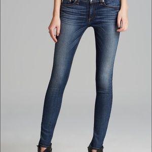 Rag & Bone skinny jeans in Preston